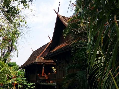 Lanna Style Architecture