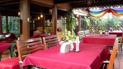 radcahda Garden Cafe - Chiang Mai